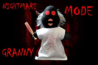 granny plush horror
