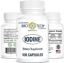 Iodine 100 Capsules