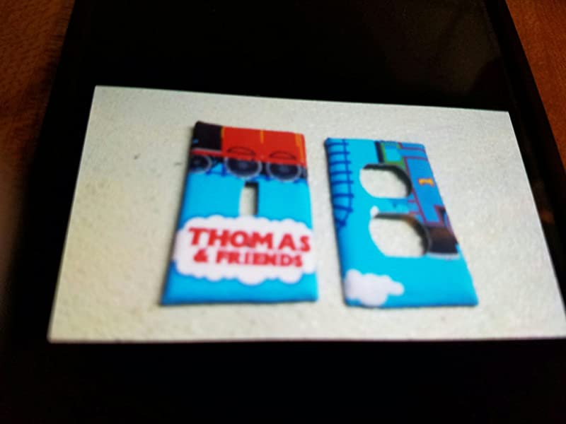 Thomas The Tank Engine Outlet Switch Covers