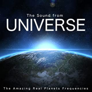 The Sound from Universe (The Amazing Real Planets Frequencies)