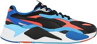 PUMA Luxury Fashion Mens 37316902 Blue Sneakers   Spring Summer 20