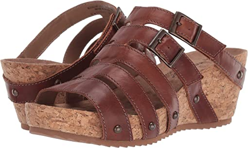 Chestnut Rustic Leather