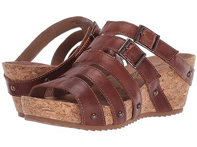Walking Cradles Tetra (Chestnut Rustic Leather) Women