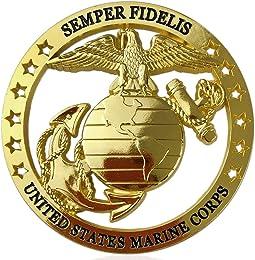 Best marine corps emblems for car