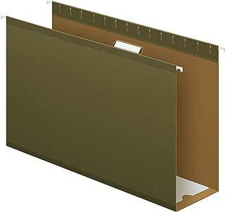 Pendaflex Extra Capacity Reinforced Hanging File Folders, 4