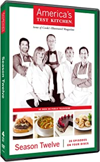 America's Test Kitchen Season 12