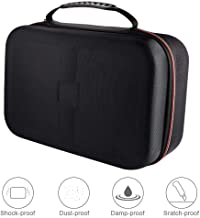 EVA Hard Carrying Case, Portable Travel Game Carrying Case Protective Storage Bag with Game Card Slots for Nintendo Switch...