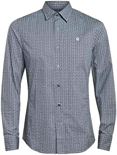 G-STAR RAW Dressed Super Slim Camisa para Hombre