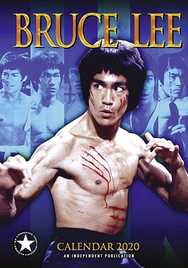 あいまいさ投獄限定Bruce Lee Kalender 2020 Tributkalender