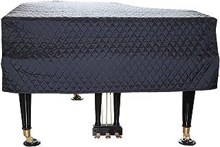 Piano Beschermende Hoes, Pianobedekking, Waterdicht Stofdicht En Zonbestendig Pianokap, Kleurvast Piano Stofdicht Versierd...
