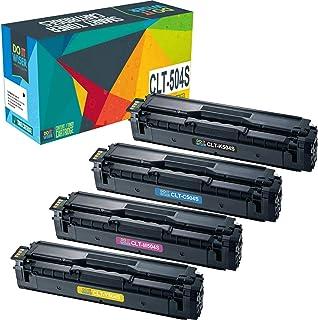 Best Do it Wiser Compatible Toner Cartridge Replacement for Samsung CLT-K504S Toner Samsung Xpress C1860FW C1810W SL-C1860FW SL-C1810FW CLX-4195FW CLP-415NW (4-Pack) Reviews