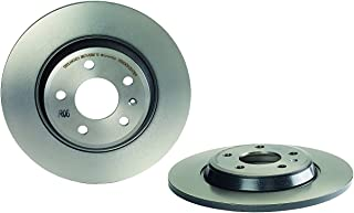 Brembo 08.A759.11 UV Coated Rear Disc Brake Rotor