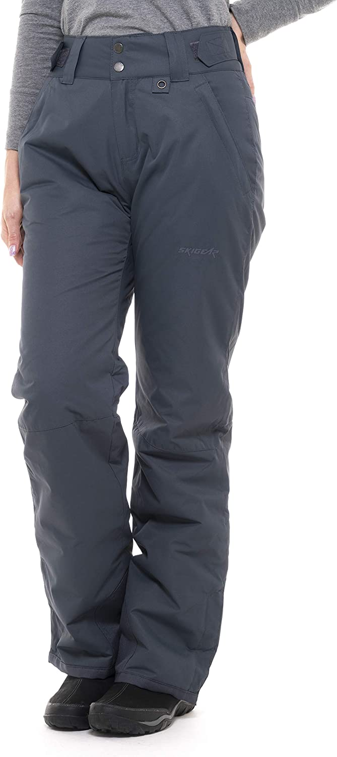 Excellent SkiGear Womens Max 70% OFF Insulated Snow Pants