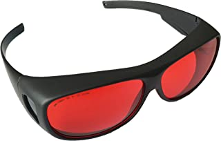 green laser safety goggles