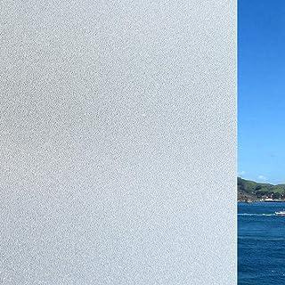 Arthome Vinilo Pegatina de Ventanas Autoadhesiva Pegatina Proteger La Privacidad y Película Decorativa para Ventanas Control de Calor y Anti UV 60cmx254cm