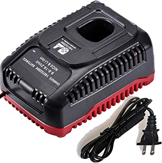 VINIDA Replacement Battery Charger for Craftsman DieHard C3 9.6V and 19.2 V Ni-Cd & Lithium-Ion XCP Battery