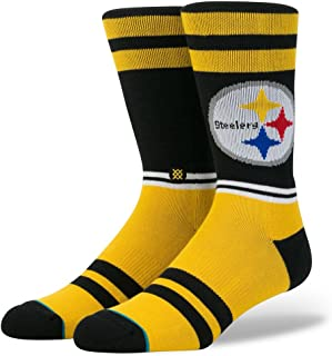 Stance Men's Steelers Sideline Yellow Large
