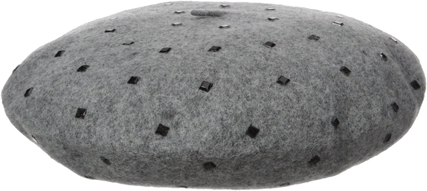Vince Camuto Women's Studded Wool Beret