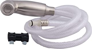 Moen 136103SL Spray Head and Hose Assembly, Stainless