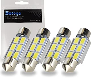 Safego 4 x 36mm LED Feston 1.5
