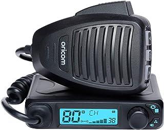 ORICOM UHF310 Micro 5 Watt UHF CB Radio, Black