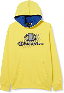 Champion Seasonal Graphic Shop Comics Hooded Sweatshirt Garçon