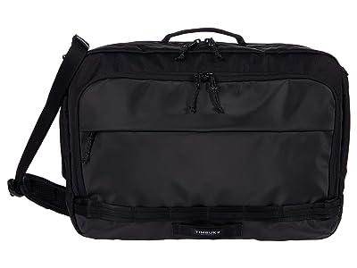 Timbuk2 Scheme Convertible Briefcase Medium (Jet Black) Bags