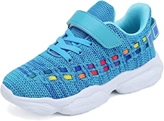 Kids Running Sneakers Tennis Shoes Lightweight Breathable...