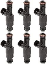 MOSTPLUS 6PCS Upgrade Fuel Injectors for Jeep Cherokee Grand Cherokee Dodge 0280155784