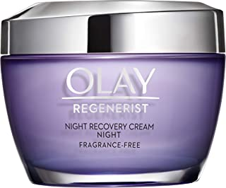 Olay Regenerist Night Recovery Anti-Aging Face Moisturizer with Vitamin E, 1.7 oz