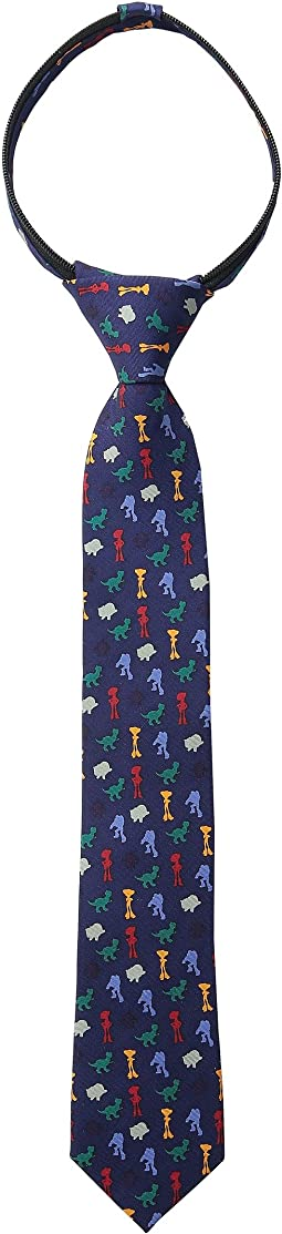 Cufflinks Inc. - Toy Story Friends Zipper Tie (Toddler/Little Kid/Big Kid)