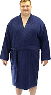 Espionage Men's Towel Dressing Gown Robe