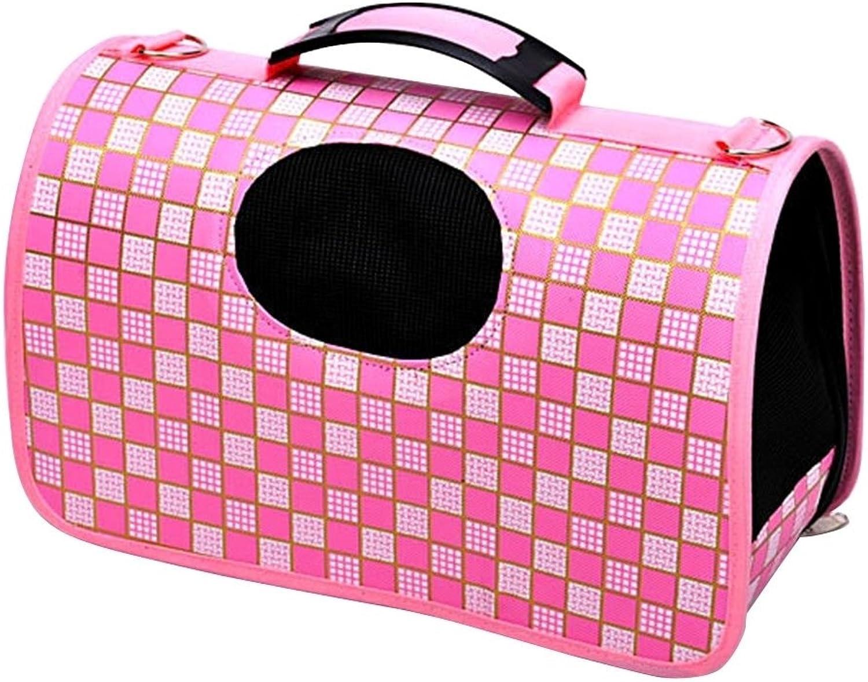 Pet Supplies Portable Pet Handbag Shoulder Bag for Cat Dog and Other Pets Medium, Size 40  21  27cm (SKU   Hc2875d)