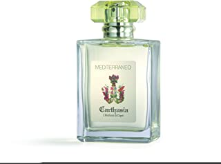 Carthusia Eau de Toilette Spray , Mediterraneo 3.4 fl oz