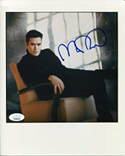 Mark-Paul Gosselaar Saved by the Bell Zack NYPD Blue Signed Autograph Photo - JSA Certified