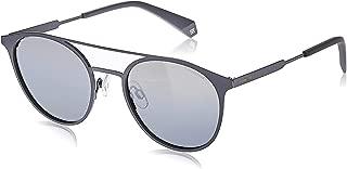 Polaroid Sunglasses For Unisex, Grey PLD 2052/S KB7 511A 51 mm