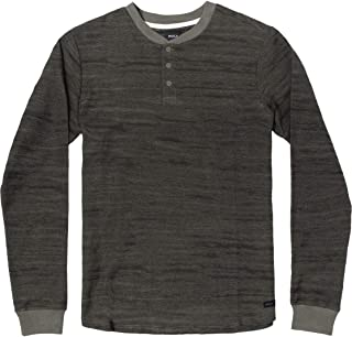 Men's Lush Long Sleeve Henley Shirt