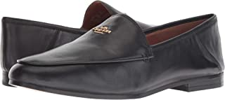 Coach Womens Hallie Leather Loafer