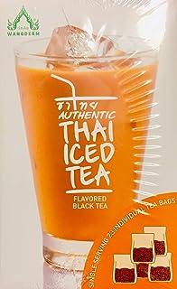 Authentic Thai Iced Tea Flavored Black Tea,23 tea bags