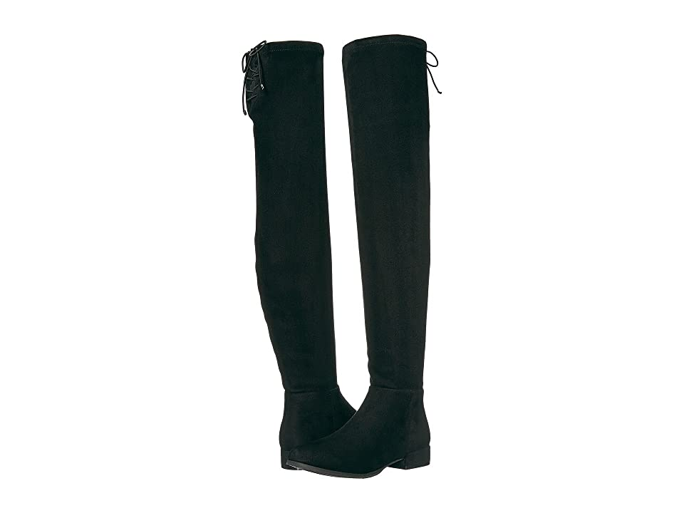 Chinese Laundry Rashelle Boot (Black Suedette) Women