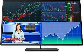 "HP Z43 4K - Monitor profesional de 43"" ajustable en altura (UHD antireflejo; 3840 X 2160; IPS LED; 350 cd/m; 5 ms; 96% sRGB; 10 bits; 16:9; Mini DisplayPort; DisplayPort; HDMI; USB-C ; 3 x USB 3.0)"