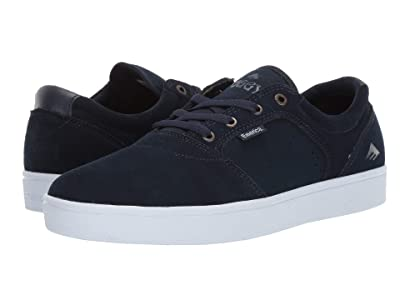 Emerica Figgy Dose (Navy/White) Men