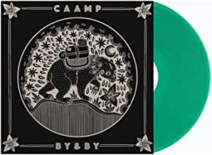 By & By - Exclusive Limited Edition Green Translucent Colored Vinyl LP