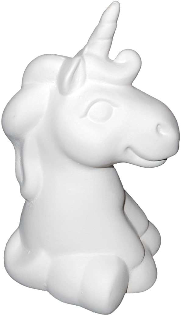 The Lovable Unicorn - Paint Your Own Mystical Ceramic Keepsake