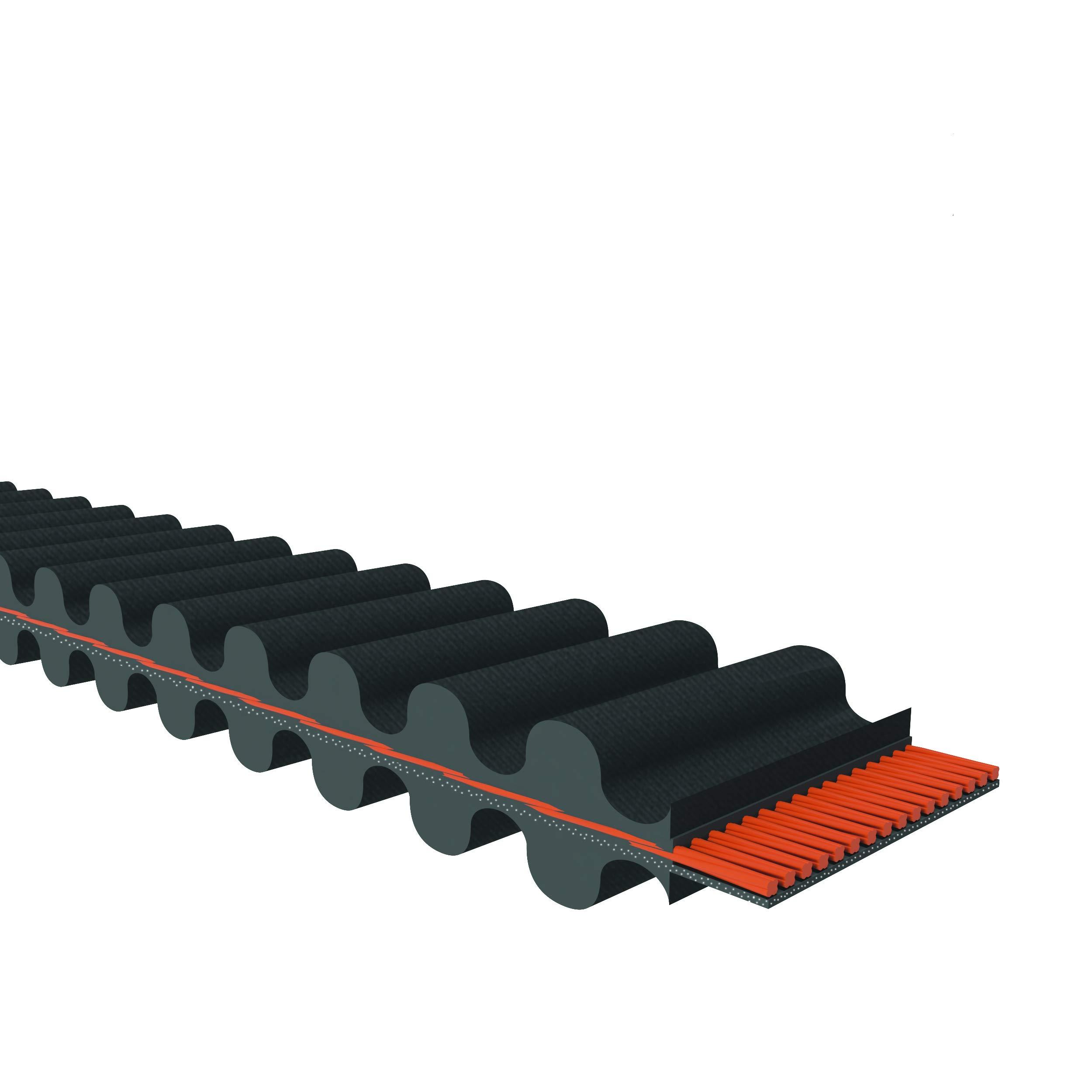Megadyne D1600-8M-20 doble cara Correa Dentada 8mm Pitch 200 dientes 20 W