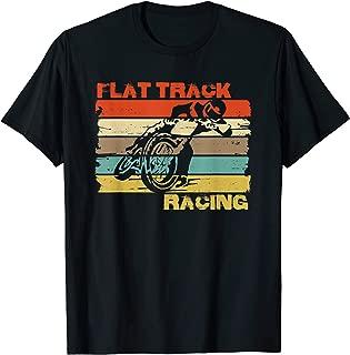 flat track racing t shirts