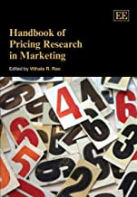 Handbook of Pricing Research in Marketing (Elgar Original Reference)