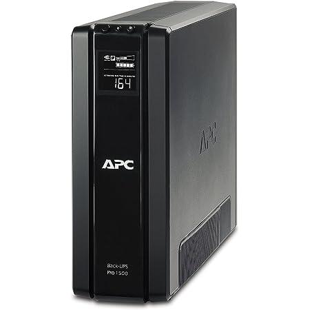 Apc Back Ups Pro Usv 1500va Leistung Br1500g Gr Computer Zubehör