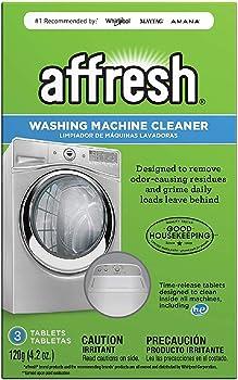 3-Count Affresh Washing Machine Cleaner