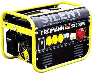 Freimann FM-S8500W Generador de corriente de gasolina refrigerado por aire